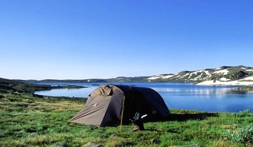Палатки для туризма и отдыха на природе