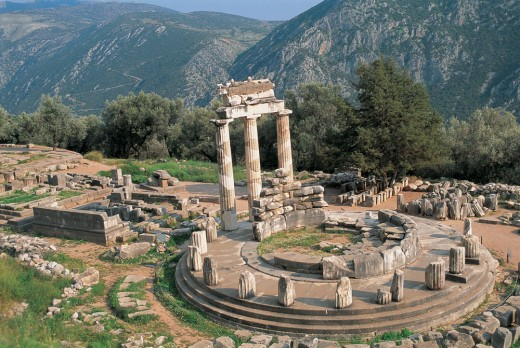 Достопримечательности Греции и Испании