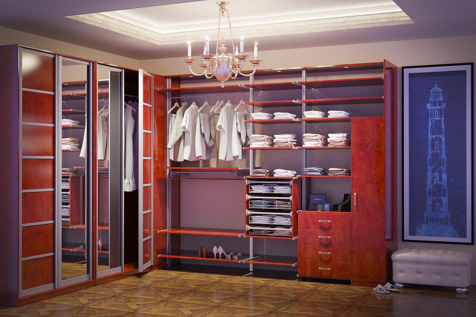 Гардеробные комнаты и шкафы фотогалерея солнечная ладья.
