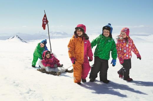 ok!: Финская детская одежда в Хотьково