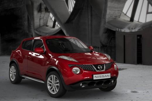 Nissan Juke - популярность обеспечена!
