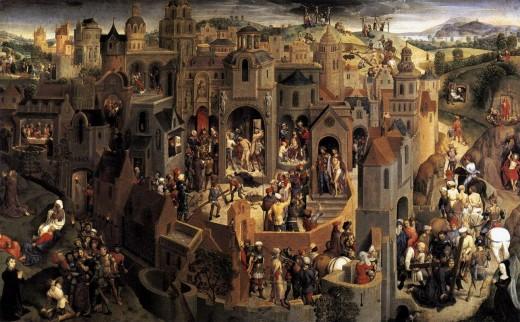 Сегодня у христиан день великой скорби – Страстная пятница