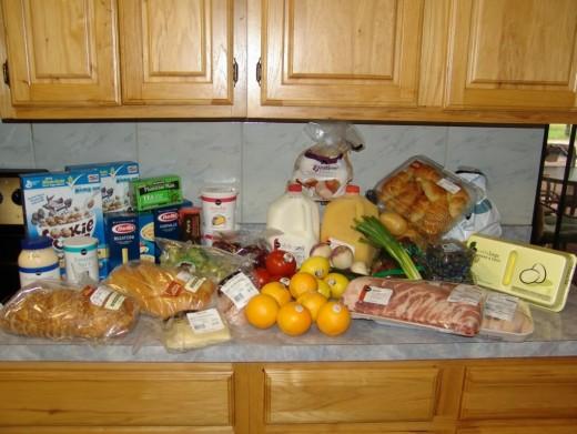 Покупаем продукты, не выходя из дома