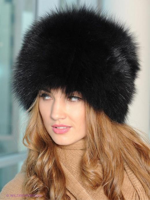 Меховые шапки фото - Модно в России 2014, Схемы вязания спицами на большие размеры