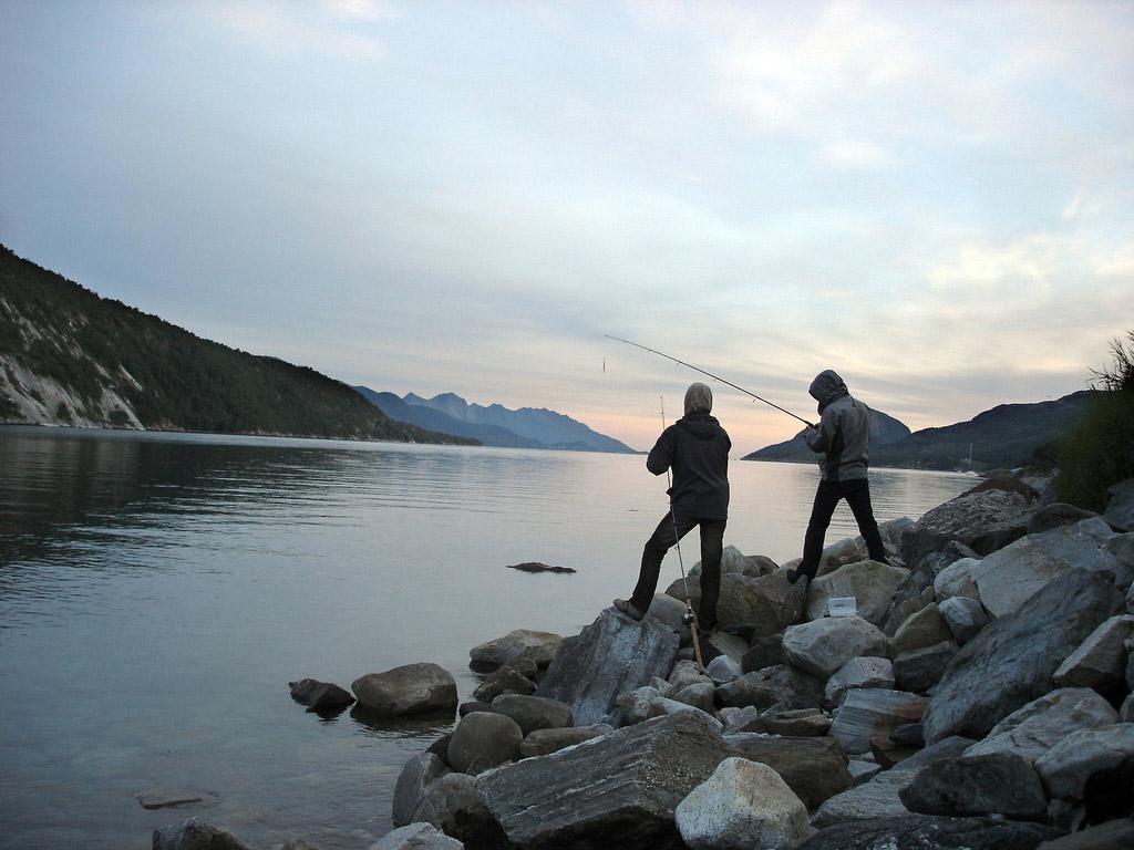 на рыбалку в финляндию на машине стоимость
