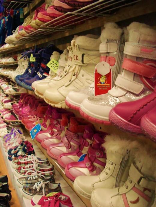 Как выбрать качественный интернет-магазин детской обуви