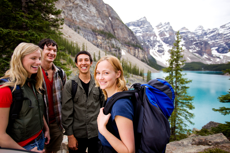Студенты в озере 24 фотография