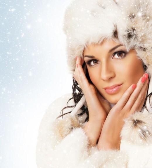 Зимняя шапка: тепло,  красиво, стильно