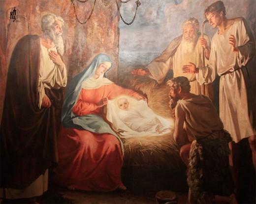 У православных верующих – Рождественский сочельник