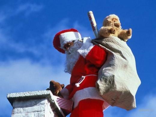 О религии, атеизме и Санта Клаусе