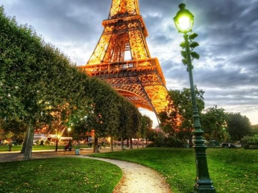 Осенний калейдоскоп путешествий по Европе