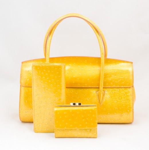 Модные аксессуары - женские сумочки.