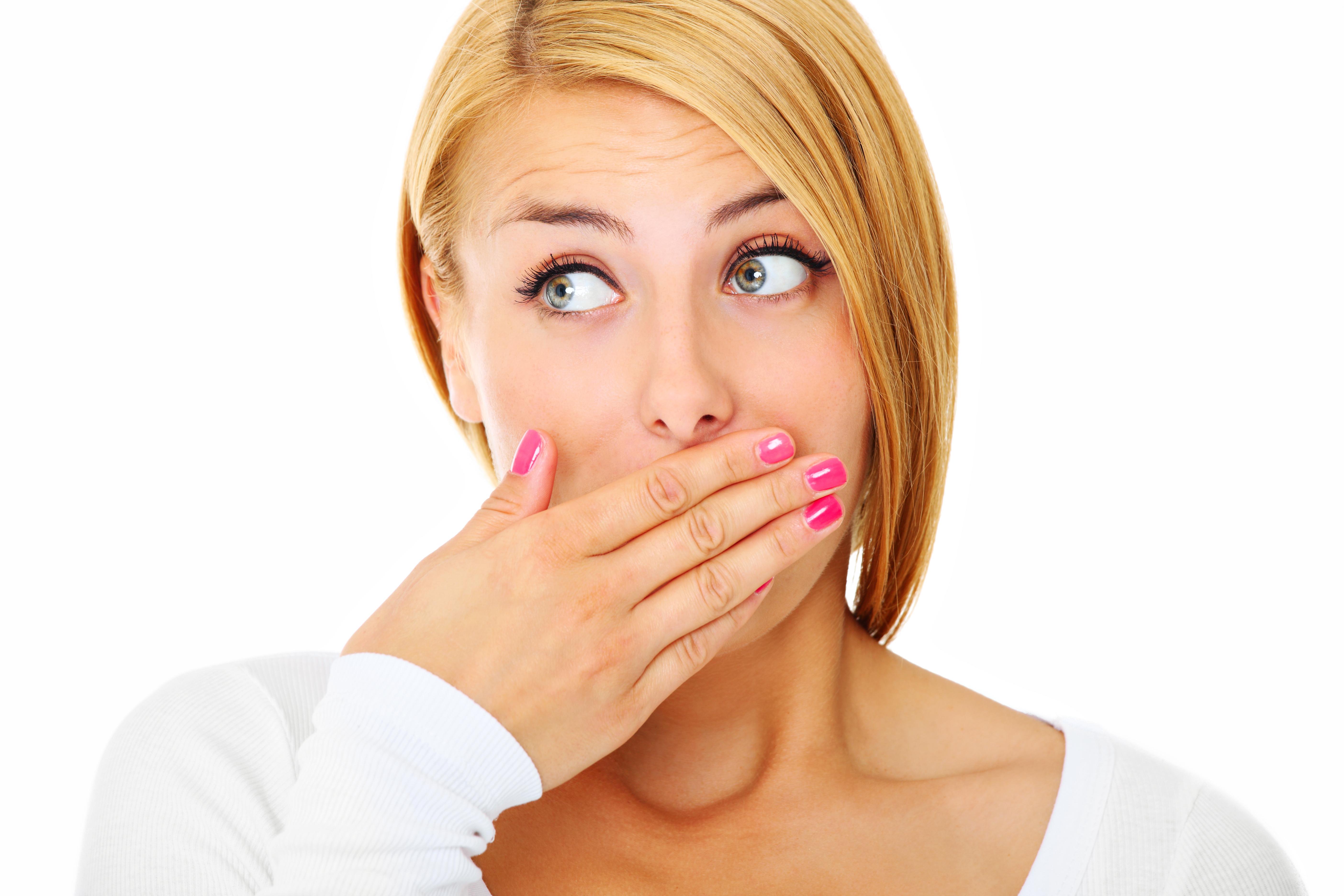 причины запаха изо рта у взрослых