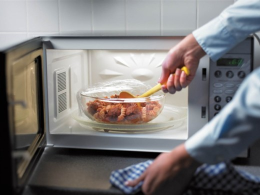 Если у вас есть микроволновая печь...