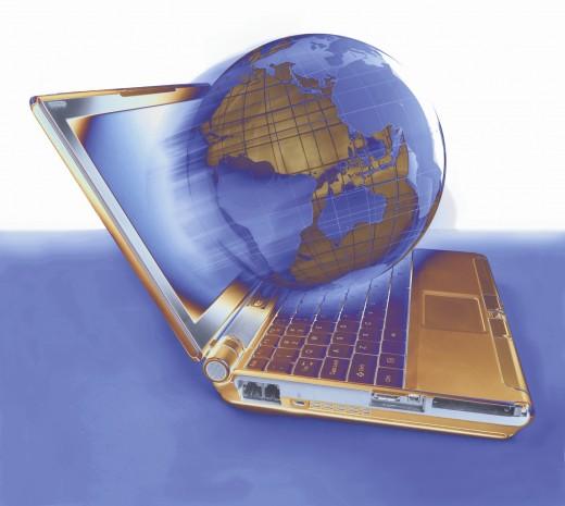 Интернет как проводник новостей политики