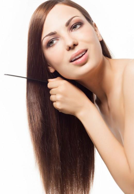 Как ухаживать за своими волосами?