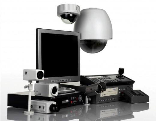 Системы видеонаблюдения как средство безопасности