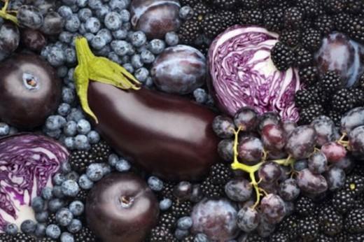 Фиолетова диета: очистите свой организм