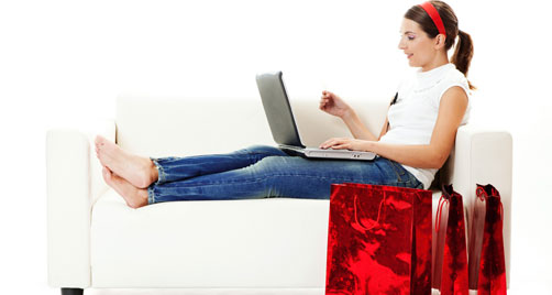 Почему одежду все чаще покупают в Интернете?