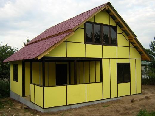 Строительство своего дома