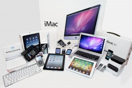 В чем успех продуктов от Apple