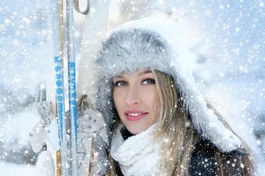 Зима — время худеть