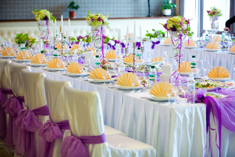 Украшения для свадьбы 11 фотография