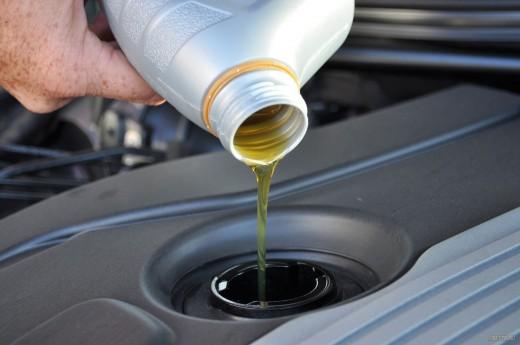 Основные функции моторного масла