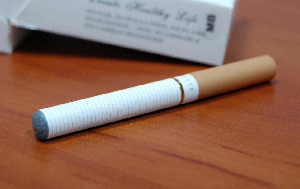 фото электронной сигареты