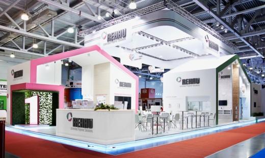 REHAU на BATIMAT RUSSIA: инновации для дома и бизнеса