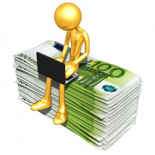Как заработать в интернете вклады