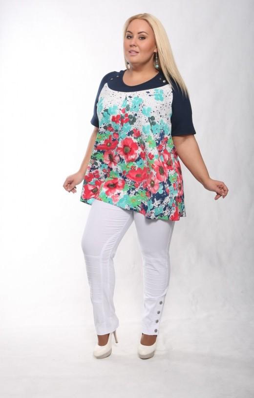 Интернет магазин женской одежды больших размеров Eva-kristishop.ru