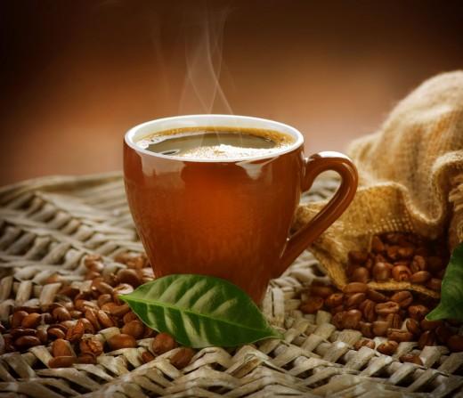 Легенда о происхождении кофе