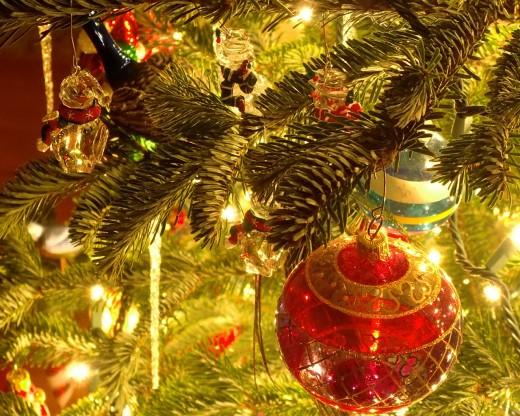 Новогодняя елка позволит погрузиться в сказку