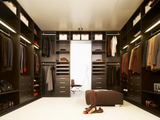 Бесплатная акция от «Сферы уюта» – установка гардеробных комнат