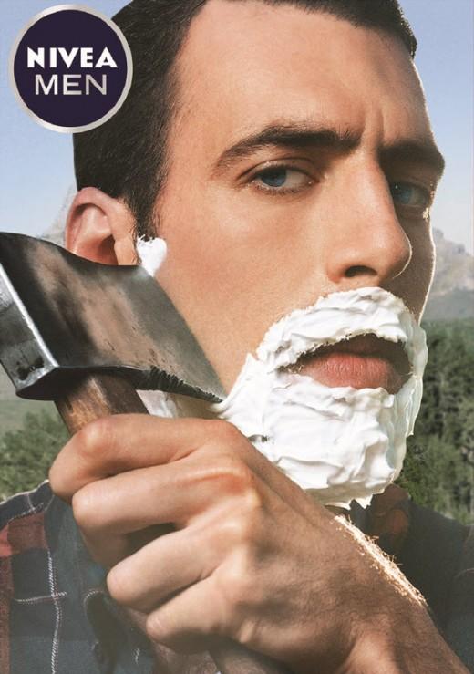 Острые ощущения: в Москве опробуют экстремальные методы бритья