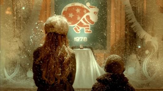 Новогоднюю кампанию АДАМАС открыла кинопремьера