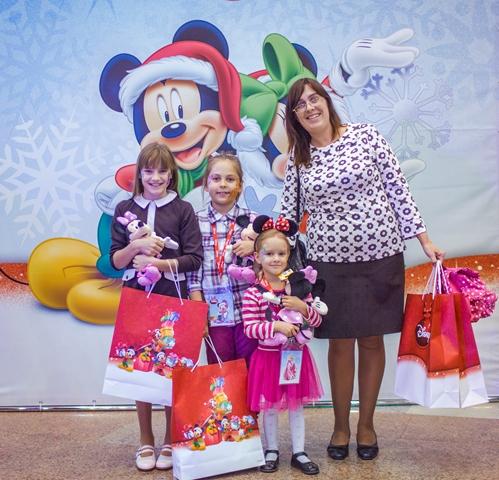 Девятый благотворительный вечер Disney состоялся в Москве в Музыкальном театре им. К.С. Станиславского и Вл.И. Немировича-Данченко