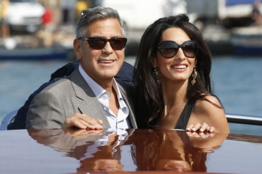 История любви Джорджа и Амаль Клуни: заядлый холостяк и ...