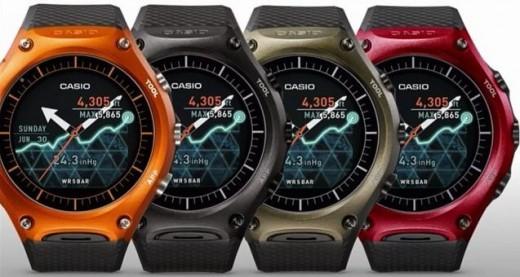 Самые необычные новые часы Casio на 2016 год