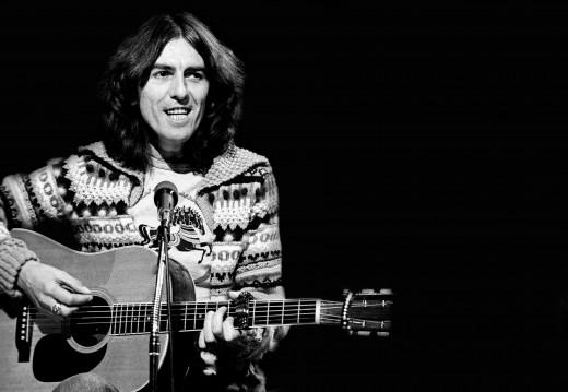 73 года назад родился гитарист «The Beatles» Джордж Харрисон