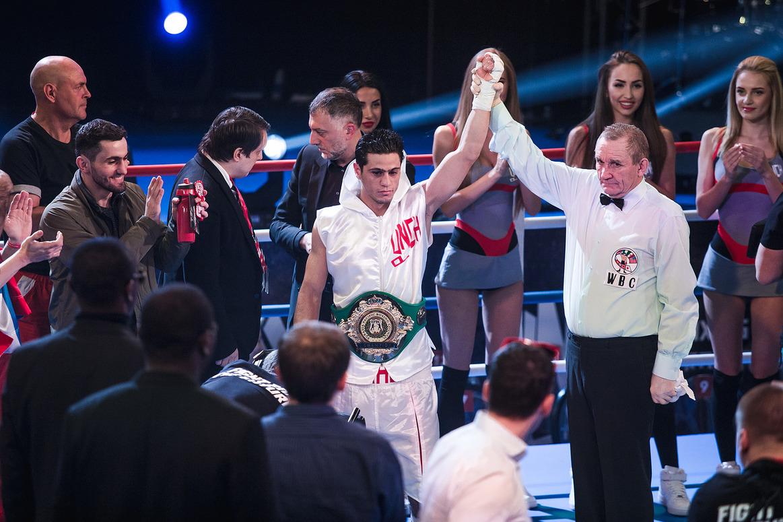 <b>Vage Sarukhanyan: In December I will be defending my belt</b>