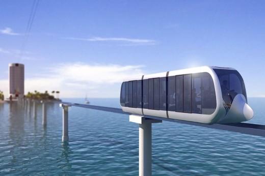 Струнный транспорт Юницкого – инвестиция в технологию, которая изменит мир