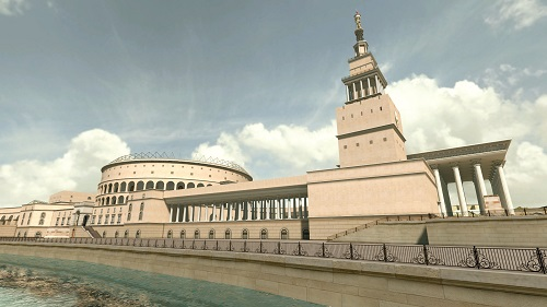 Мобильное приложение «Виртуальный музей архитектуры» - в шорт-листе «музейного «Оскара»