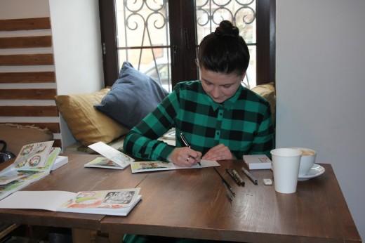 У Звенигорода появились фирменные иллюстрированные истории по мотивам творчества Чехова