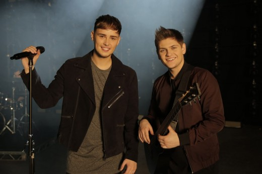 """Дуэт Joe и Jake с песней You're Not Alone представит Великобританию на """"Евровидение 2016"""""""