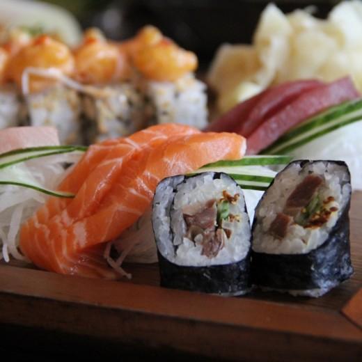 Идеальные суши: секреты приготовления