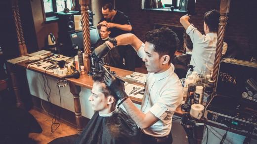 Барбершоп - парикмахерская для мужчин