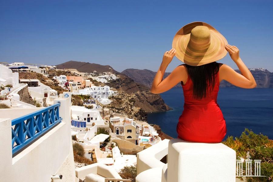 отдых греция фото туристов