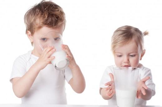 Употребление молочных продуктов может снизить риск развития ожирения у детей